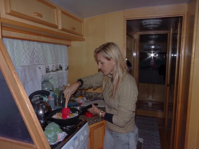 minha Chefe de Cozinha